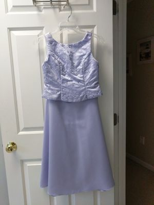 Jessica McClintock girls size 10 dress for Sale in Leesburg, VA