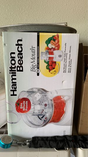 Food processor for Sale in Boring, OR