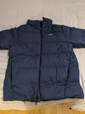 Patagonia Silent Down Jacket for Sale in Cambridge, MA
