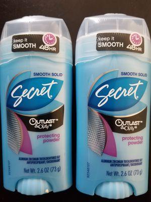 Women's Secret Deodorant for Sale in Bellflower, CA