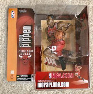 Scottie Pippen Chicago Bulls for Sale in Concord, CA