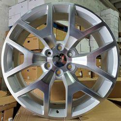 """26"""" chevy gmc wheels 6 lug 6x139.7 for Sale in Hollywood,  FL"""