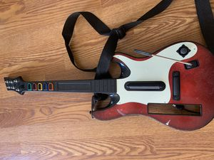 PS2 Guitar Hero II Guitar and RedOctane for Sale in Fresno, CA