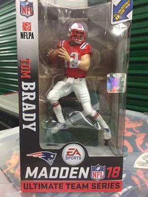 McFarlane Madden 2018 Tom Brady figure for Sale in San Ramon, CA