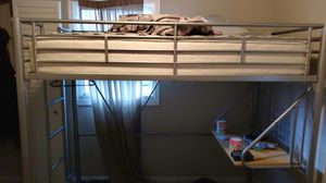 Bunk bed (with desk) for Sale in Colorado Springs, CO