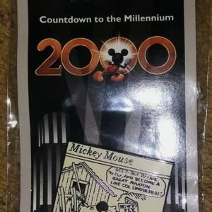 Disney First Comic Strip Pin for Sale in Lowgap, NC