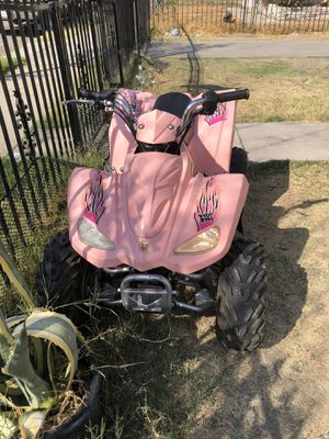 Quad/atv runs good paperwork ready for Sale in San Bernardino, CA