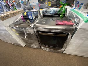 NEW‼️WASHER AND DRYER SET💥💣ONLY💲3️⃣9️⃣DOWN PAYMENT OPTION🔥 for Sale in San Bernardino, CA