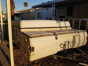 Coleman pop-up camping trailer for Sale in Guadalupe, AZ