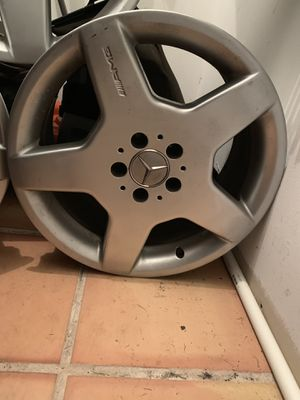 "Mercedes AMG 18"" wheels for Sale in Destin, FL"