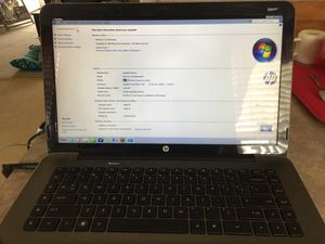 HP ENVY 15 NOTEBOOK for Sale in Lucama, NC