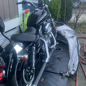 Harley-Davidson Sportster XL 883 year 2015 for Sale in Auburn, WA