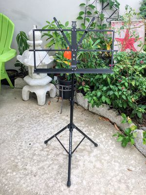 Music stand Adjustable Height for Sale in Clearwater, FL
