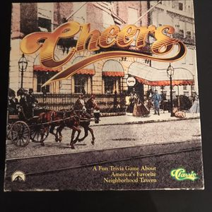 Cheers Board Game for Sale in Queens, NY