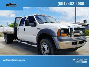 2007 Ford Super Duty F-450 DRW for Sale in Hallandale Beach, FL