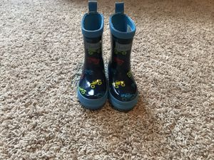Hatley Kids Rain Boots-Size 5 for Sale in Cypress, TX