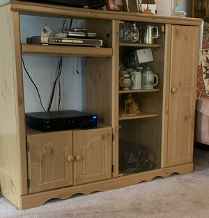 TV cabinet for Sale in Howey-in-the-Hills, FL