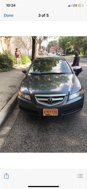 2004 Acura TL rare color for Sale in Baltimore, MD