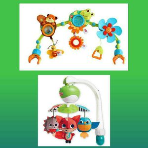 Two Like New Tiny Love Portable Toys for Strollers and Car Seats for Sale in Cleveland, OH