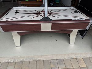 Large Air Hockey Table $650 O.B.O for Sale in Antioch, CA