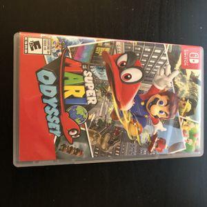 Super Mario Odyssey - Nintendo Switch Games for Sale in San Diego, CA