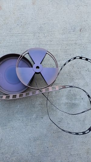 Movie reel prop decor for Sale in Ontario, CA