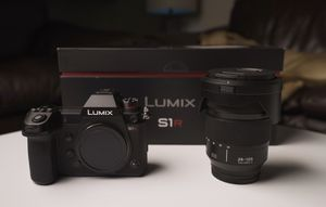 Panasonic Lumix S1R w/ 24-105mm lens kit BRAND NEW for Sale in Pasco, WA