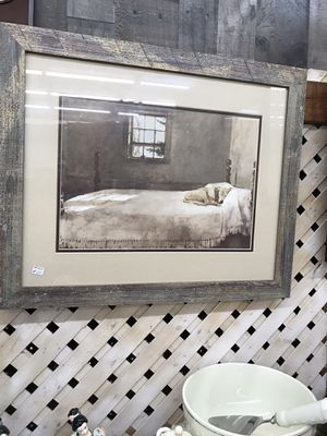 Beautiful picture the sleeping dog for Sale in Melbourne, FL