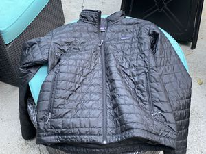 Brand new Black Patagonia Nano Puff Jacket size: Men's XXL for Sale in San Francisco, CA