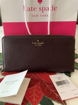 Wallet Kate Spade ♠️ nueva original 💕💕💕🎁💞🏷 for Sale in Anaheim, CA