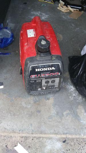 Honda generator for Sale in Denver, CO