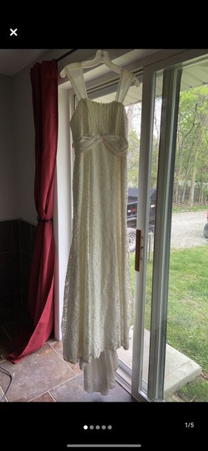 Wedding dress for Sale in Vanport, PA