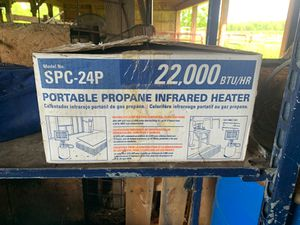 Propane topper heater for Sale in Perry, OH
