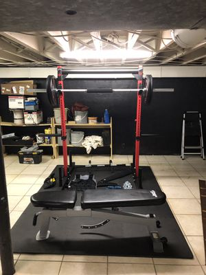 ETHOS GYM WEIGHT RESISTANCE EQUIPMENT for Sale in Maple Shade Township, NJ