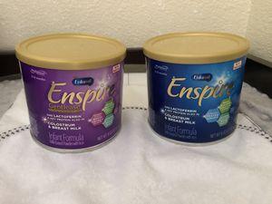 Enspire by Enfamil infant formula for Sale in Winter Haven, FL