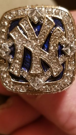 New York Yankees World Series Ring for Sale in Turbotville, PA