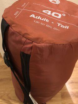 Coleman cool weather Sleeping bag for Sale in Redmond,  WA