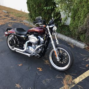 2015 Harley Davidson 883 Super Low for Sale in Hatboro, PA