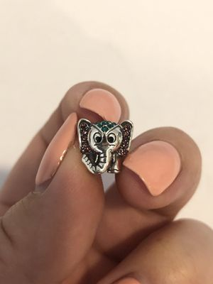 Brand New Sterling Silver 925 Lucky Elephant Charm for Sale in Los Angeles, CA