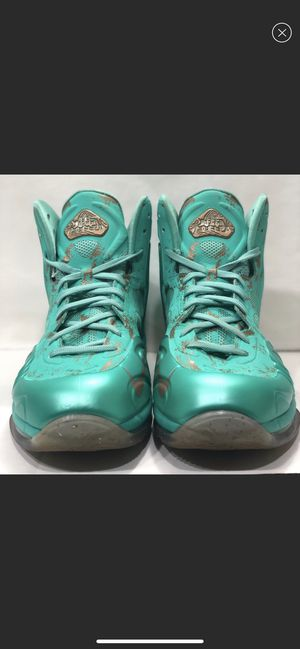 """Nike Hyperposite """"Statue of Liberty"""" for Sale in Riverview, FL"""