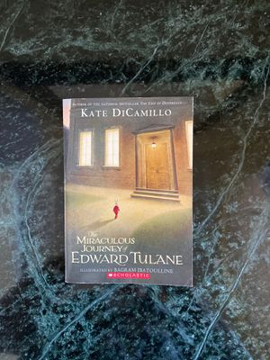 The Miraculous Journey of Edward Tulane Book for Sale in Boca Raton, FL