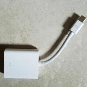 VGA to thunderbolt adapter for Apple computer for Sale in Denver, CO