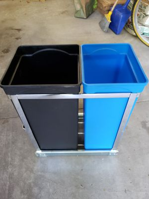 Under Counter Recycle Bins for Sale in Deephaven, MN