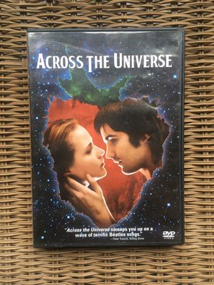 Across The Universe DVD With Special Features - The Beatles Musical - Like New for Sale in Chicago, IL