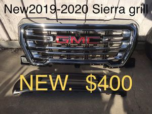 GMC Sierra 2019-2020 grill NEW. DEWALT, MILWAUKEE, RIDGED, MAKITA, CRAFTSMEN for Sale in San Diego, CA