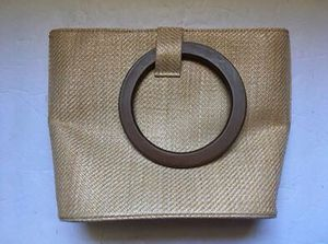 Daniel Beach Bag Straw Totes, Bucket Bag for Sale in Columbia, PA