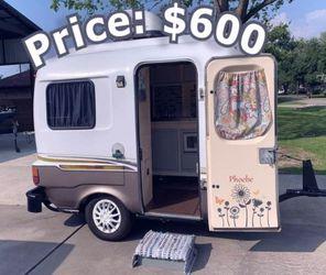1984 Vintage camper .$6OO for Sale in Fort Worth,  TX