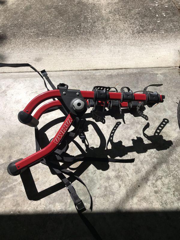 Yakima 3 Bike Trunk Rack