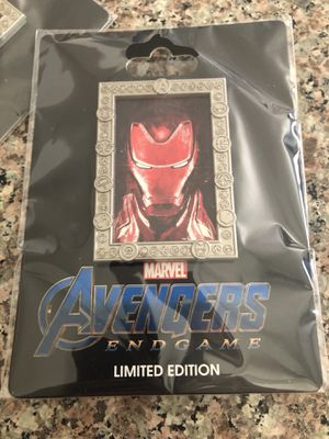 Avengers Endgame Pins (READ DESCRIPTION) for Sale in Industry, CA