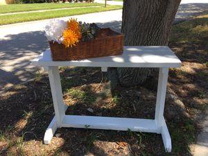 Coastal/Farmhouse Entry Table for Sale in Cocoa, FL